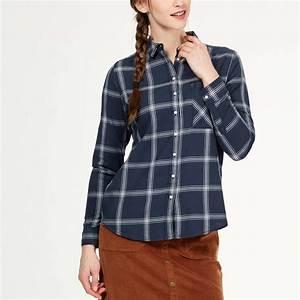 chemise a carreaux pur coton femme kiabi 1500eur With chemisier a carreaux