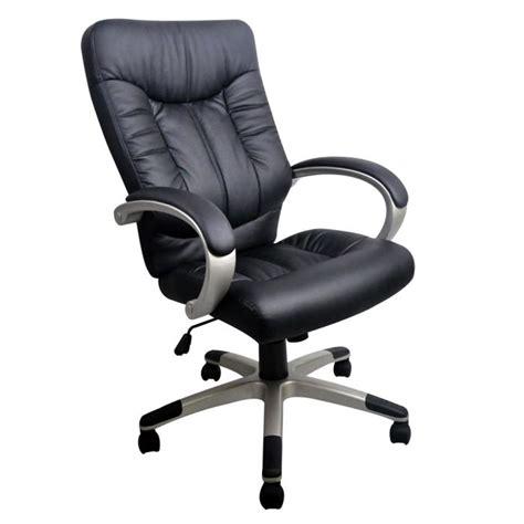 manager fauteuil de bureau noir grand confort achat