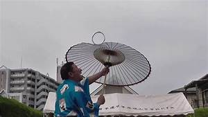 Street performance, comedy acrobatic feats of Japan日本の大道芸 ...