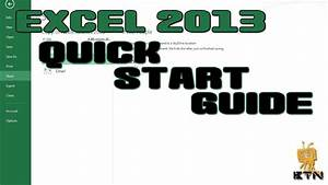 Microsoft Office 2013 - Excel 2013