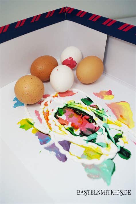 Eier Faerben Und Bemalen Fuer Eine Bunte Osterzeit by Osterei Bemalen Mit Kindern Basteln Ostereier Bemalen