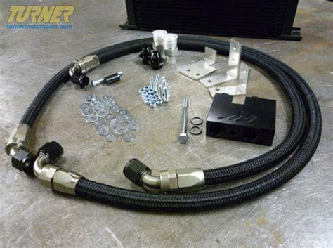 bimmerboost turner motorsport releases oil cooler
