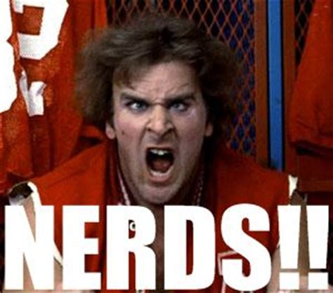 Revenge Of The Nerds Meme - just a fyi if you are on a glp thread and ask people to stop with the morgan freeman quot he s