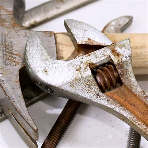 tools cleaning know rusty need everything clean diy gardening