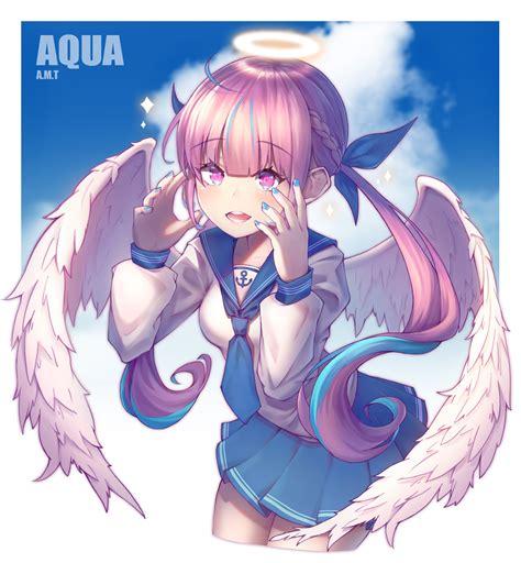 Aqua Ch. - Zerochan Anime Image Board