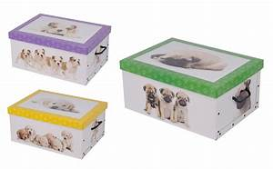 Box Mit Deckel Pappe : 2er aufbewahrungs box mit deckel hundemuster kiste karton schachtel pappe ebay ~ Markanthonyermac.com Haus und Dekorationen