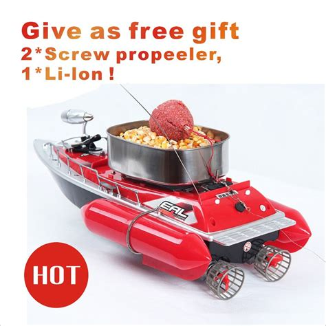 Rc Fishing Boats Electric by 2016 Newest T10 B Mini Fast Electric Rc Fishing Bait Boat