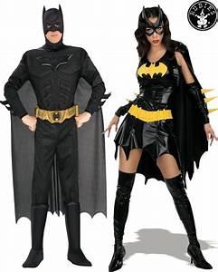 Déguisement Couple Célèbre : couple batman deguisement adulte en couple le ~ Melissatoandfro.com Idées de Décoration