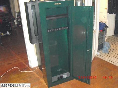 buy stack on gun cabinet armslist for sale steel security stack on 8 gun cabinet