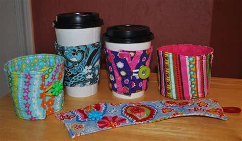 Free Cup Cozy (java Jacket) Sewing Pattern & Tutorial
