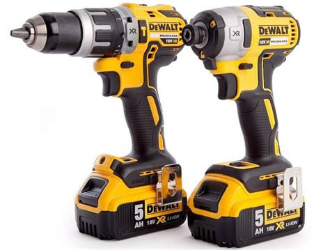 hammer drill  impact driver whats  difference