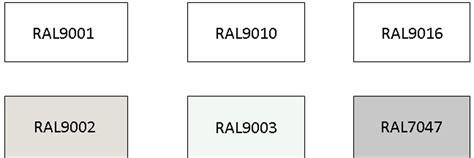 Ral 9010 Ral 9016 Unterschied by Ral 9010 Ral 9016 Unterschied Sararussew