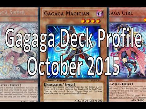 gagaga magician duels deck profile march 2015 musica movil musicamoviles