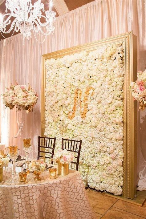 10 brilliant flower wall wedding backdrops for 2018 oh best day