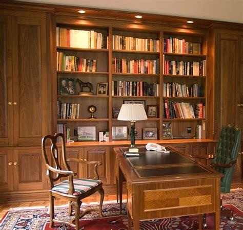 Libreria Per Studio by Librerie Su Misura In Legno