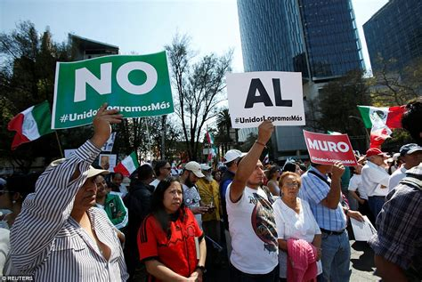 Mexico City march draws 20,000 demanding respect | Daily ...