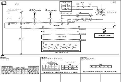 Mazda Bose Audio Amplifier Wiring Diagram