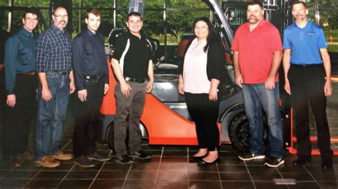 hugg hall parts professionals attend gold level