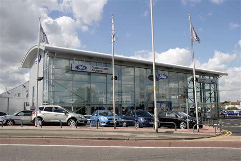 Ford showcases new dealership look   Car Dealer Magazine
