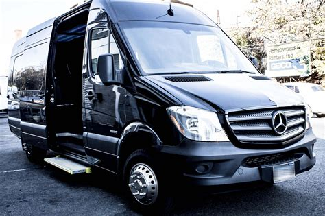 Limo Service Ct by Mercedes Sprinter Ct Limousine Service