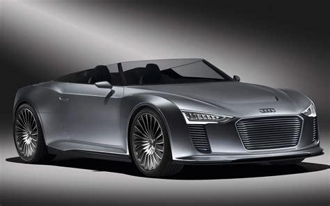 Audi E Tron Spyder Concept 3 Wallpaper Hd Car Wallpapers
