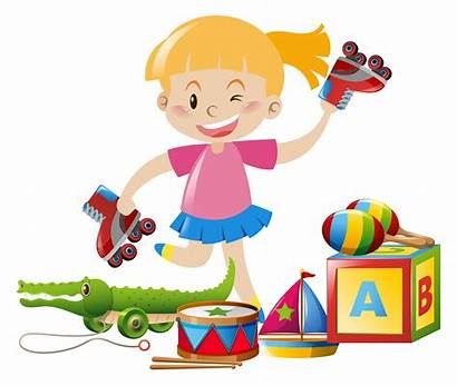 Toys Floor Vector Many Clipart Graphics Resources