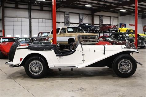 It has been garage kept for the life of the car. 1929 Mercedes-Benz SSK | GR Auto Gallery