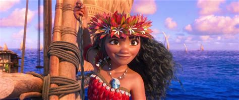 Moana On Boat Song by Five Ways To Make Your Characters More Relatable