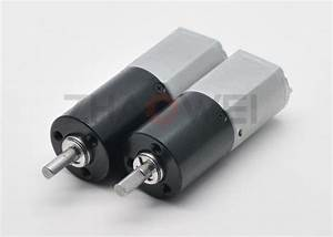 5 Rpm Metal Low RPM Planetary Gear Motor Small Reduction ...