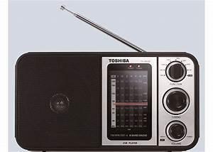 New    Toshiba Ty Am  Sw  Shortwave   Usb Radio 220v 4560158878037