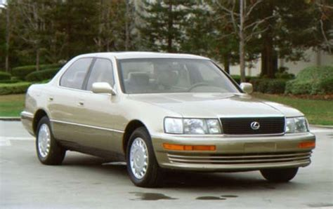old car repair manuals 1994 lexus ls free book repair manuals used 1992 lexus ls 400 pricing for sale edmunds