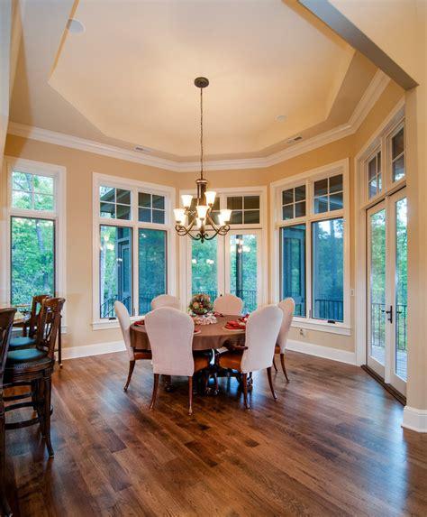 craftsman dining room design