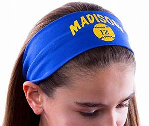 Design Your Own Personalized Softball Cotton Stretch