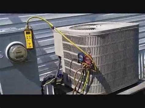 Hvac Repair Blower Motor Replacement Youtube