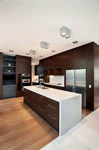 55 modern kitchen design ideas that will make dining a delight for Kitchen colors with white cabinets with designer candle holders