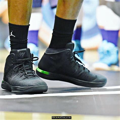 Russell Westbrook Debuts A New Colorway Of The Air Jordan