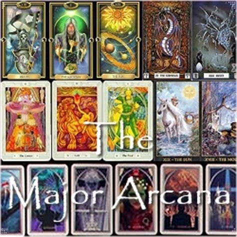 arcana deck 2017 learning the tarot major arcana card meanings 1 10