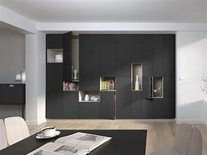 dressing porte placard sogal modele de bibliotheque With meuble salle À manger avec placard pour salle a manger