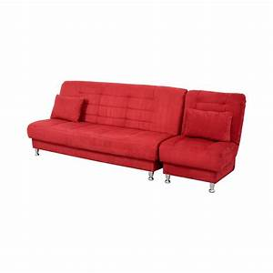 sofa bed red vegas sofa bed with storage thesofa With erska sofa bed