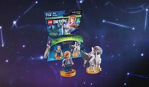 Harry Potter Lego Dimensions Hermione And Buckbeak Coming