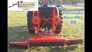 Pulverizador Bravo 400 L Bh  U0026quot Barra Caf U00e9 U0026quot  2015  17  3485