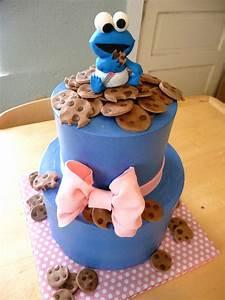 Baby Cookie Monster Cake | www.pixshark.com - Images ...
