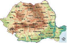 Romania, tara carpatica, dunareana, pontica
