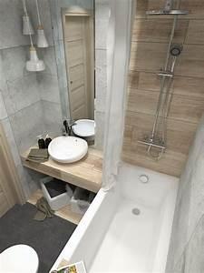 Salle De Bain Image : petite salle de bain scandinave profitez de l 39 esth tique du charme nordique ~ Melissatoandfro.com Idées de Décoration