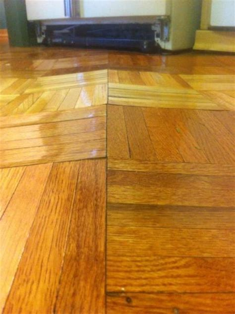 Damaged Parquet Flooring   DoItYourself.com Community Forums