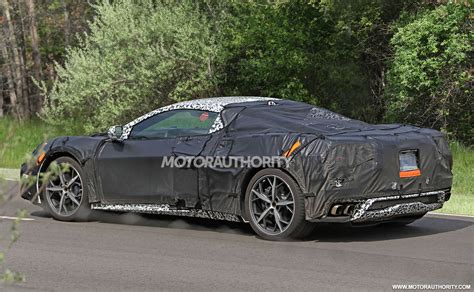 C8 Corvette Spied, Mustang Gt Performance Pack 2 Tested