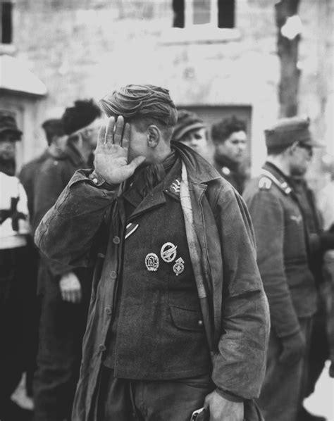 wwii german prisoner  war covers face