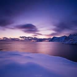 Norway Winter Lofoten Islands