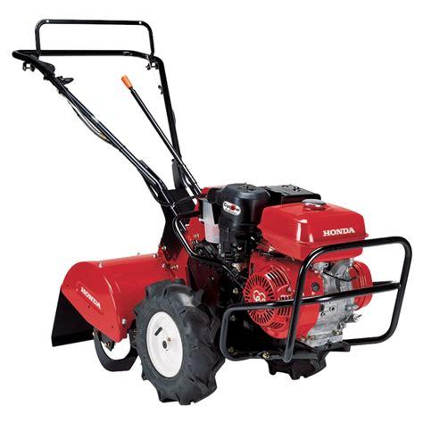 garden tiller rental honda power equipment rental frc800 20 quot rear tine tiller