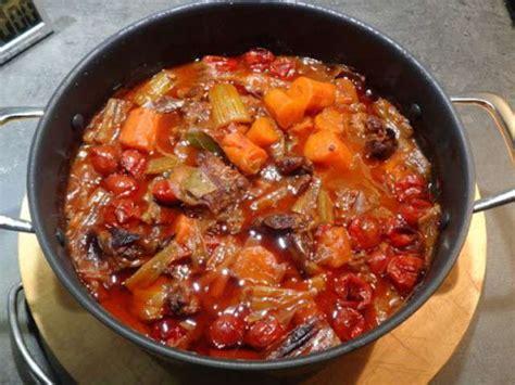 recettes de queue de boeuf de le de clementine